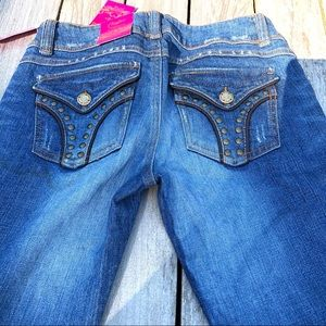 NWT - Candie's flare jeans junior women's 3
